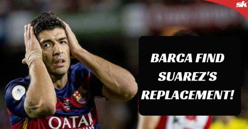 Barcelona Luis Suarez Andre Silva