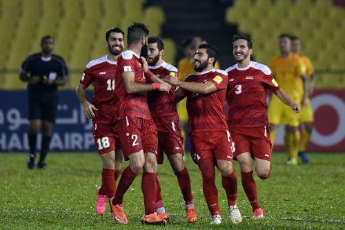 Syria v China PR - FIFA 2018 World Cup Qualifier