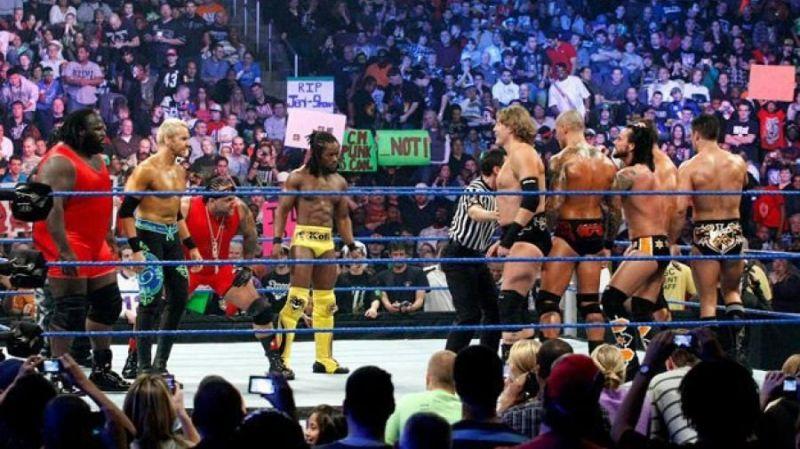 Resultado de imagem para team kofi vs team orton