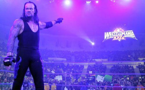 The Undertaker's Wrestlemania undefeated streak was legendary