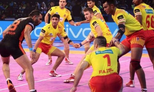 The Gujarat Fortunegiants will be high on confidence after their victory over Patna Pirates.