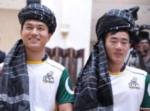 Image result for Two Chinese players to play for Peshawar Zalmi in next PSL