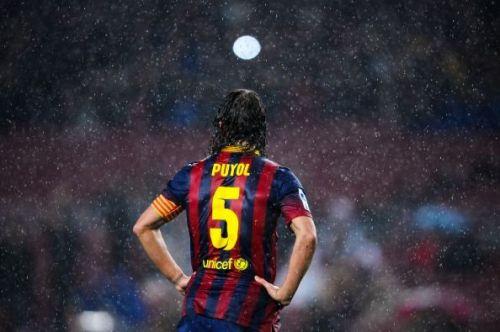 FC Barcelona v Levante U.D - Copa del Rey Quarter Final