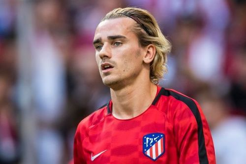 Antoine Griezmann contract Manchester United Atletico Madrid transfer