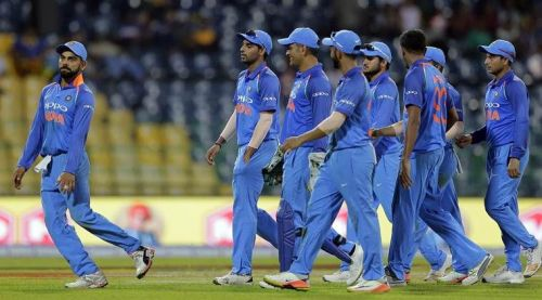 India won their seventh T20I on the trot against Australia