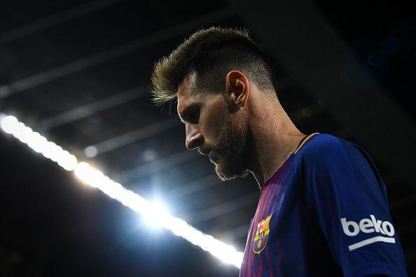 Messi FC or FC Barcelona  Més Que Un Club f7dff9bb007