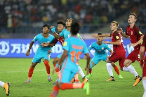 Despite losing both their matches, India have managed to impress in the FIFA U17 World Cup.