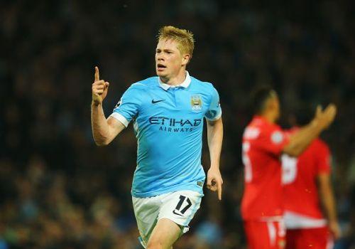 Manchester City FC v Sevilla FC - UEFA Champions League