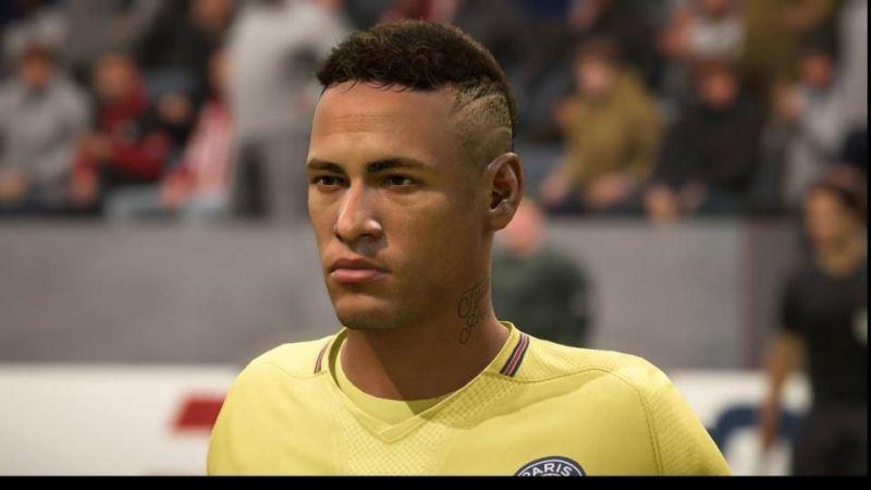 EA Updates Faces Of Neymar Raheem Sterling David Silva In New FIFA