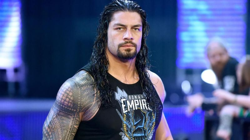 wwe news roman reigns not injured real reason why he is out of wwe