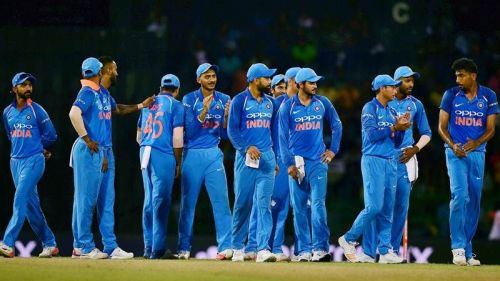 The Indian team have been on a role since the end of 2015 World Cup