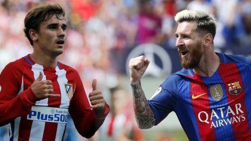 Messi Vs Griezmann as Atleti host Barca