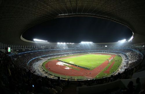The Salt Lake Stadium will host the remaining two games of the FIFA U17 World Cup