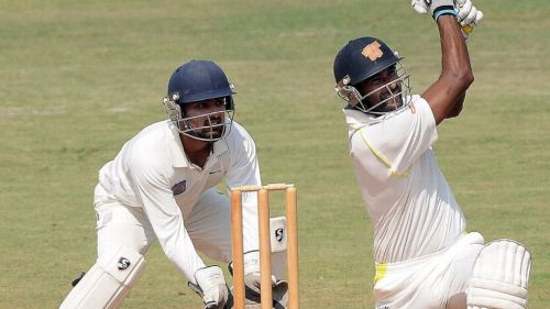 Mumbai probable didn't have an idea about Mahesh's batting powers