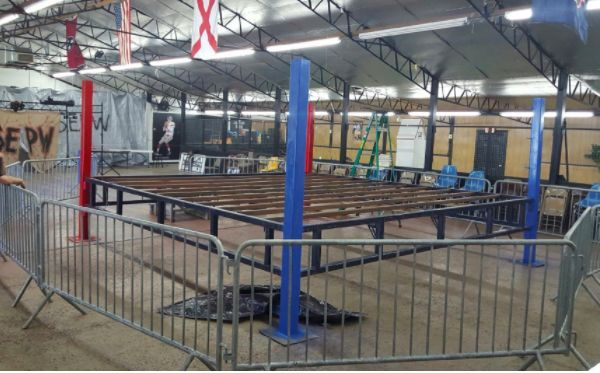 WWE News: Stolen wrestling ring recovered in Alabama