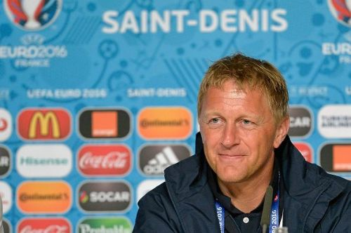 Euro 2016 - Iceland Press Conference