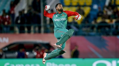Tamim's form helped Bangladesh to clinch direct World Cup qualification