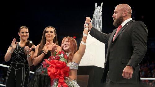 Kairi Sane is on the verge of stardom in WWE.