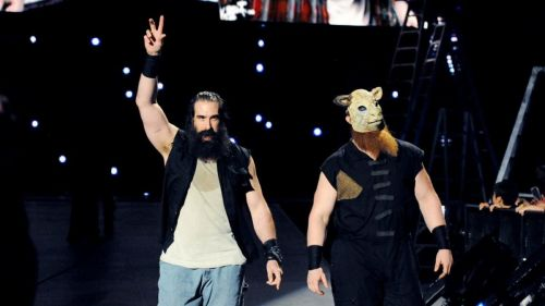 Erick Rowan and Luke Harper will soon make their debut as a tag team on Smackdown Live