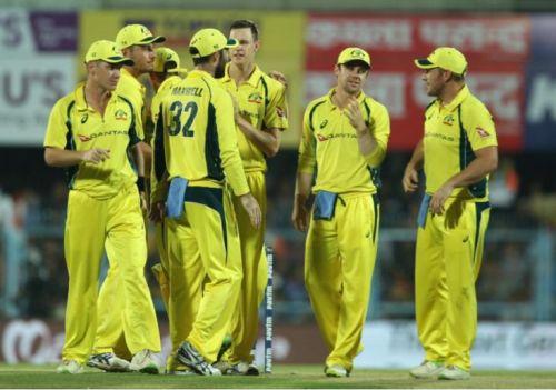 Jason Behrendorff's match-winning four-wicket haul helped Australia level the three-match T20I series 1-1