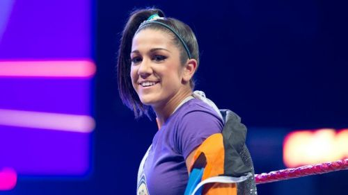 Is Bayley going to have her own Darth Vader moment?