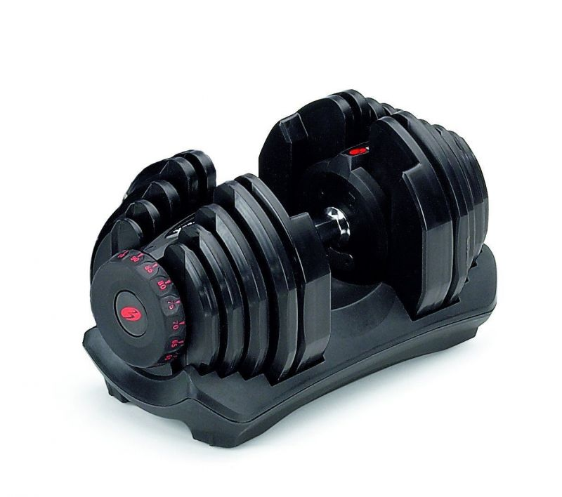 Choosing the right dumbbell is essential for a balanced workout