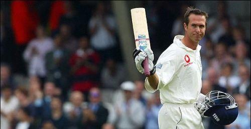 Michael Vaughan England Yorkshire Cricket