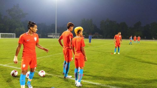 Will there be changes to the India lineup against Colombia?