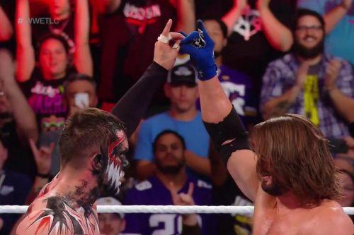 Finn Balor vs. AJ Styles TLC