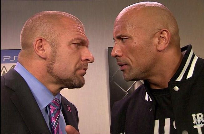 Triple H an