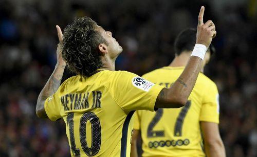 Neymar has had a successful start at Paris Saint Germain