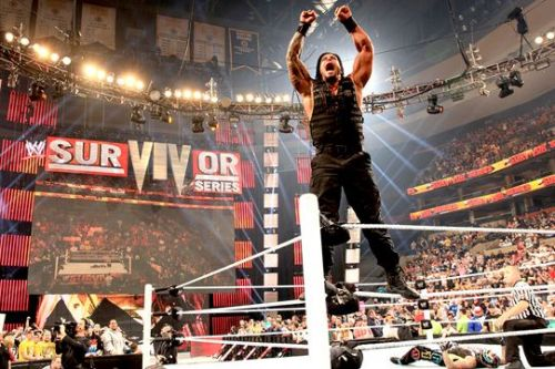 Roman Reigns has a history of doing well at Survivor Series