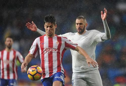 Real Madrid CF v Real Sporting de Gijon - La Liga