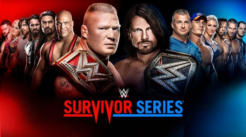 Image result for survivor series 2017 poster