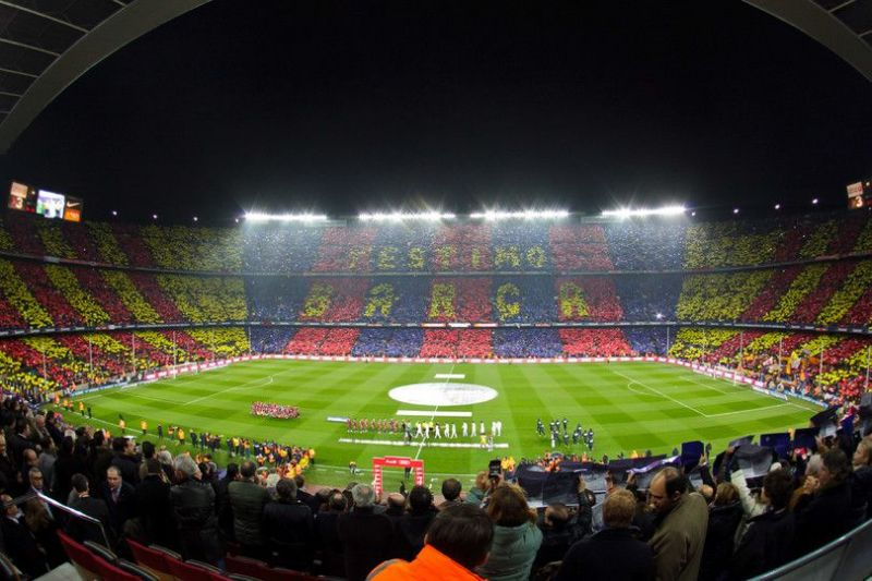 Image result for camp nou season tickets