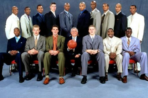 Can you guess which year's Draft class was this?