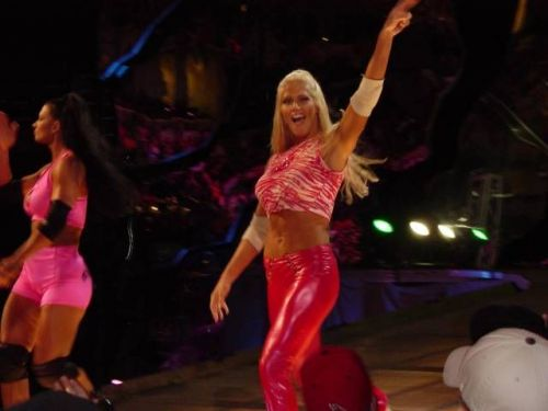 Torrie was released from WWE back in 2008