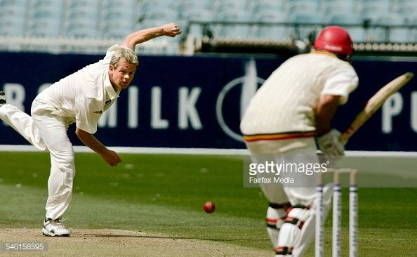 Mick Lewis holds the infamous record of most runs conceded by a bowler in ODIs