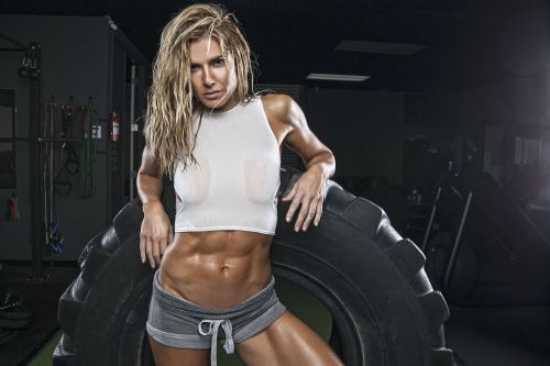 Torrie has gone on to become a successful fitness blogger