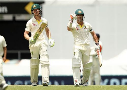 Australia v England - First Test: Day 5