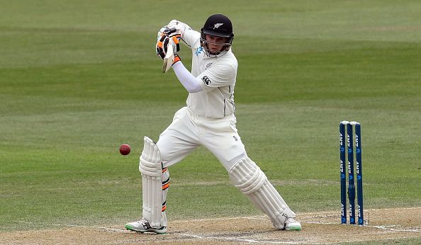 Tom Latham New Zealand Cricket