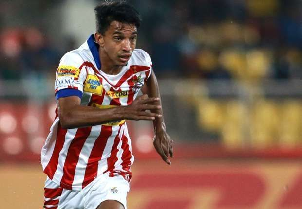South African Sameehg Doutie made the switch from ATK to Jamshedpur FC