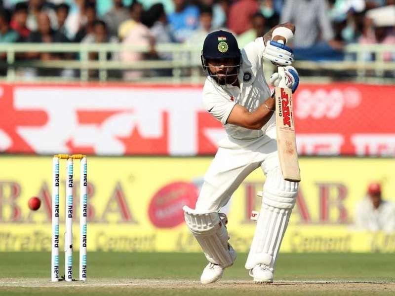 Virat Kohli Mumbai Test