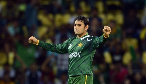 Ajmal was banned by the ICC in 2014 for bowling with an illegal action