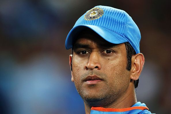 MS Dhoni India Cricket
