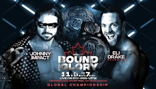 Bound For Glory had several notable points