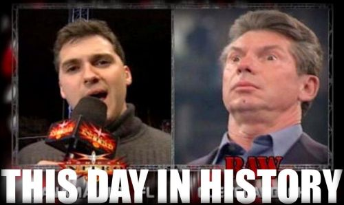 Shane was a part of many historic moments in WWE history