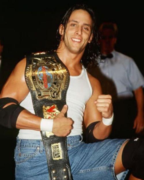 Kidman as Cruiserweight champion