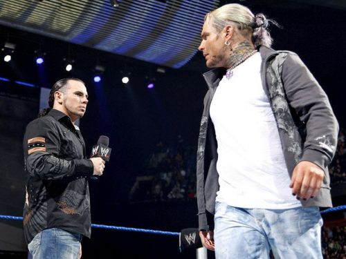 One of the greatest tag teams of all time haven't always seen eye to eye!