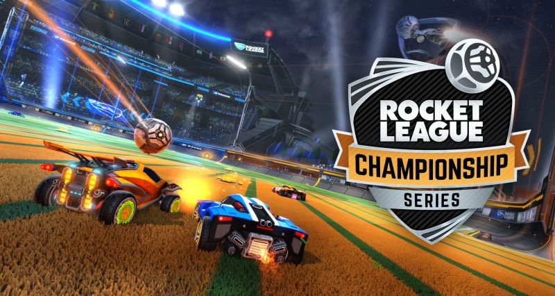 Ten teams compete to become World Champions at Rocket League
